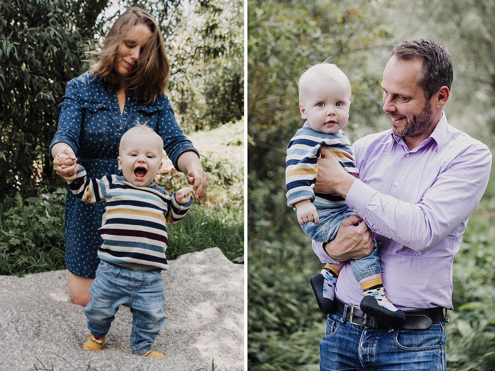 spontane familiefotografie amsterdam