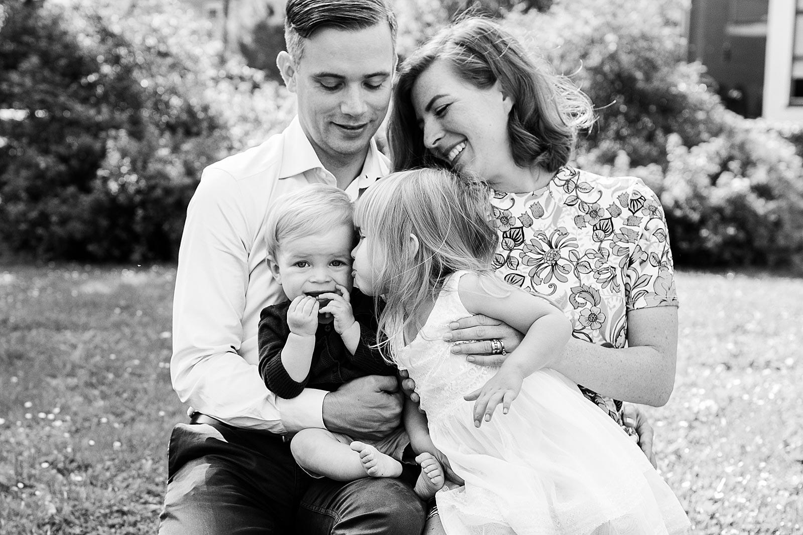 family photoshoot netherlands
