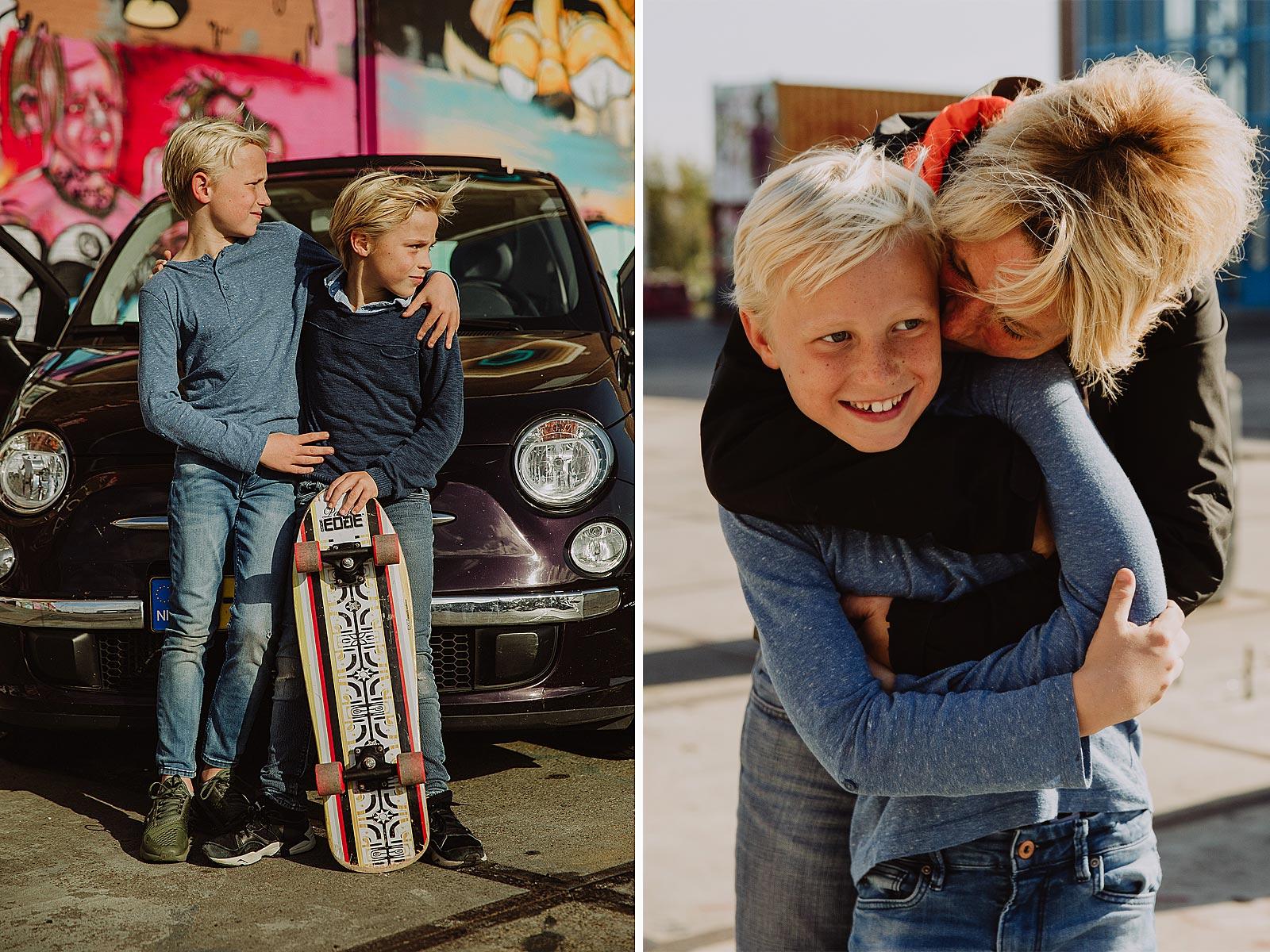 stoere kinderfotografie amsterdam