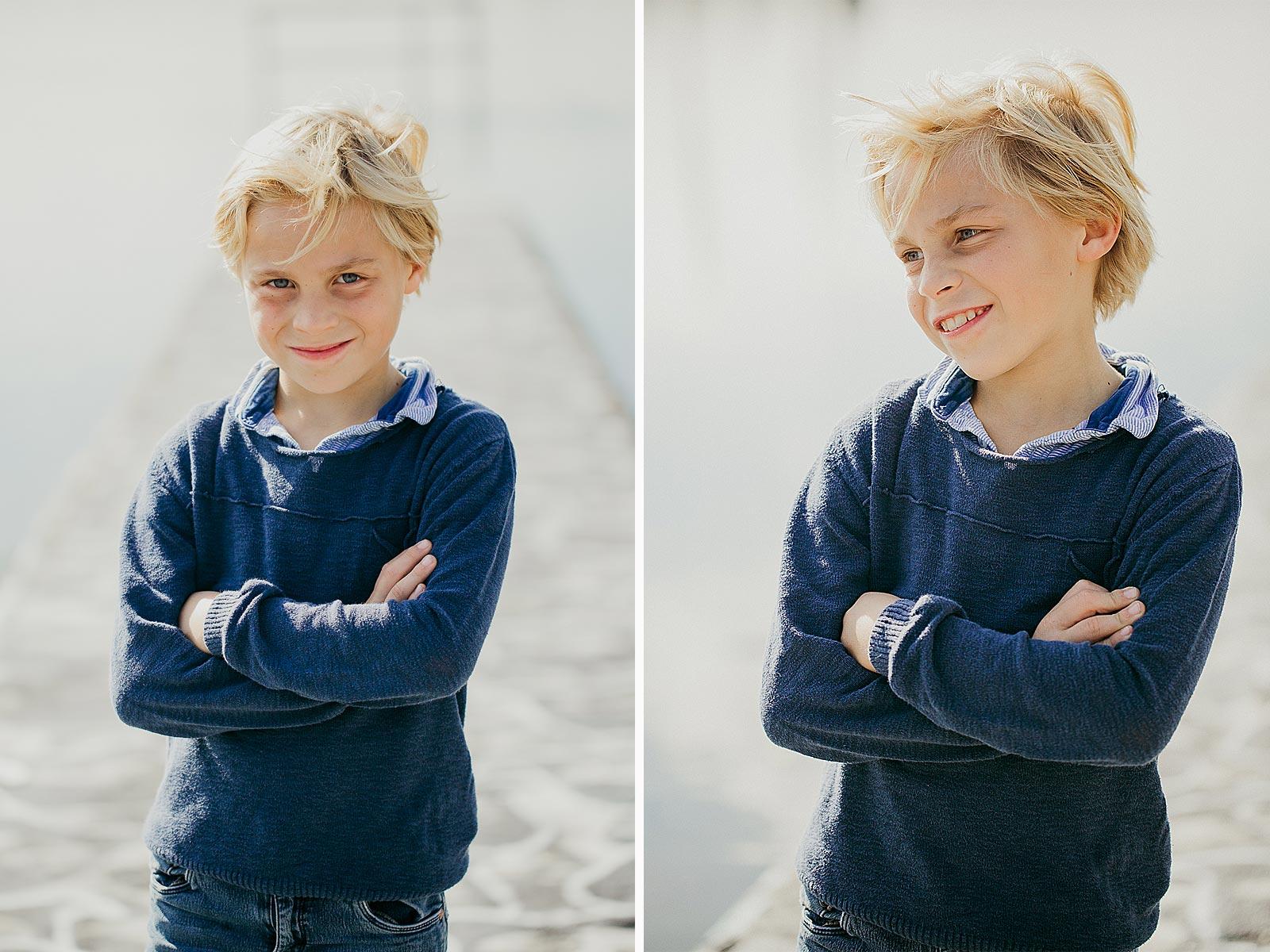 spontane kinderfotoshoot amsterdam