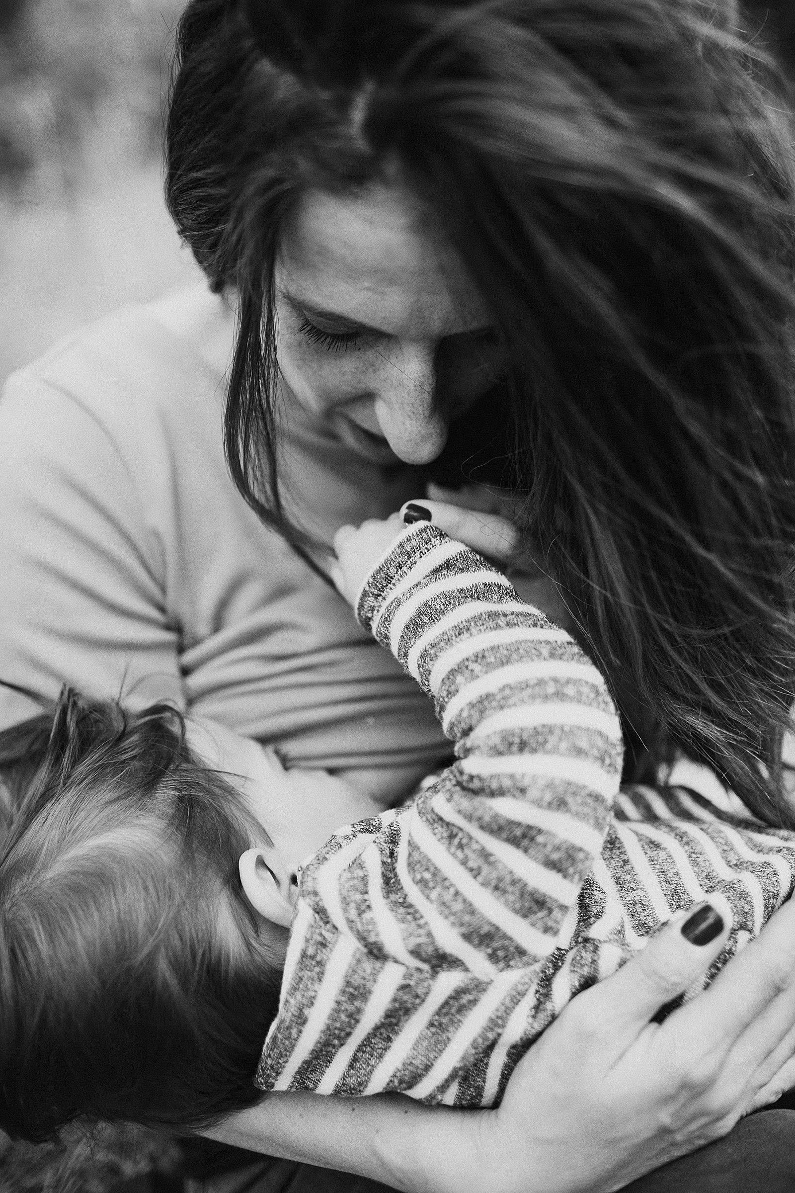 stillende moeder babyfotoshoot amsterdam