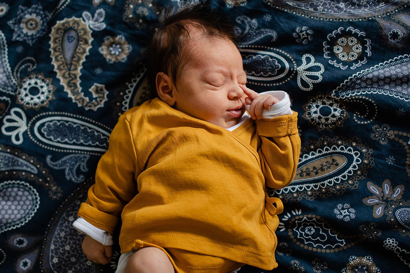 newborn photoshoot haarlem