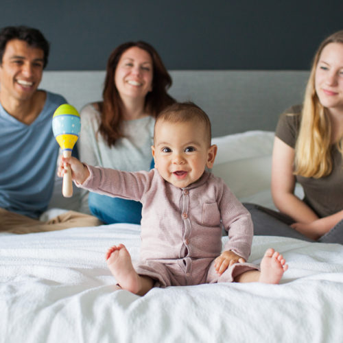 Familie fotoshoot Amsterdam Claudia Pauws