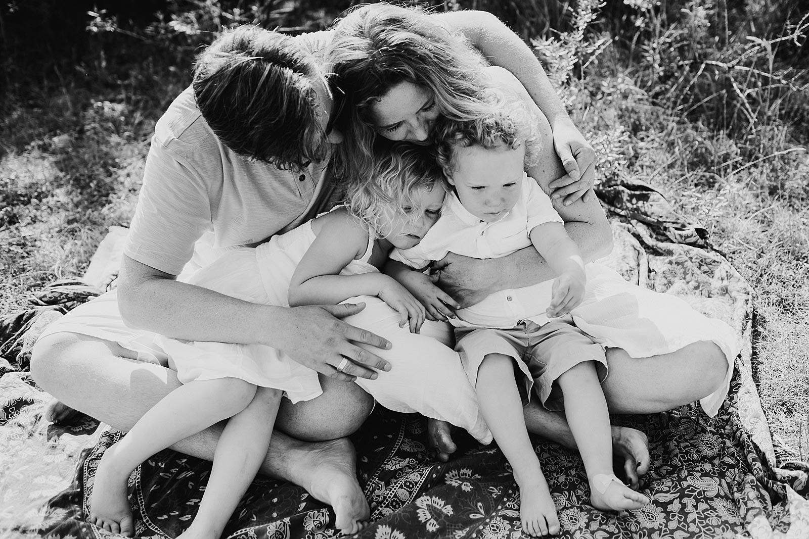 familie fotoreportage amsterdam