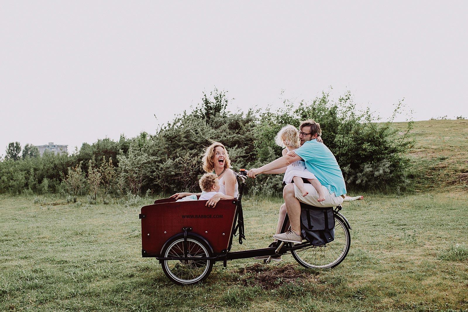 spontane familiefotoshoot amsterdam