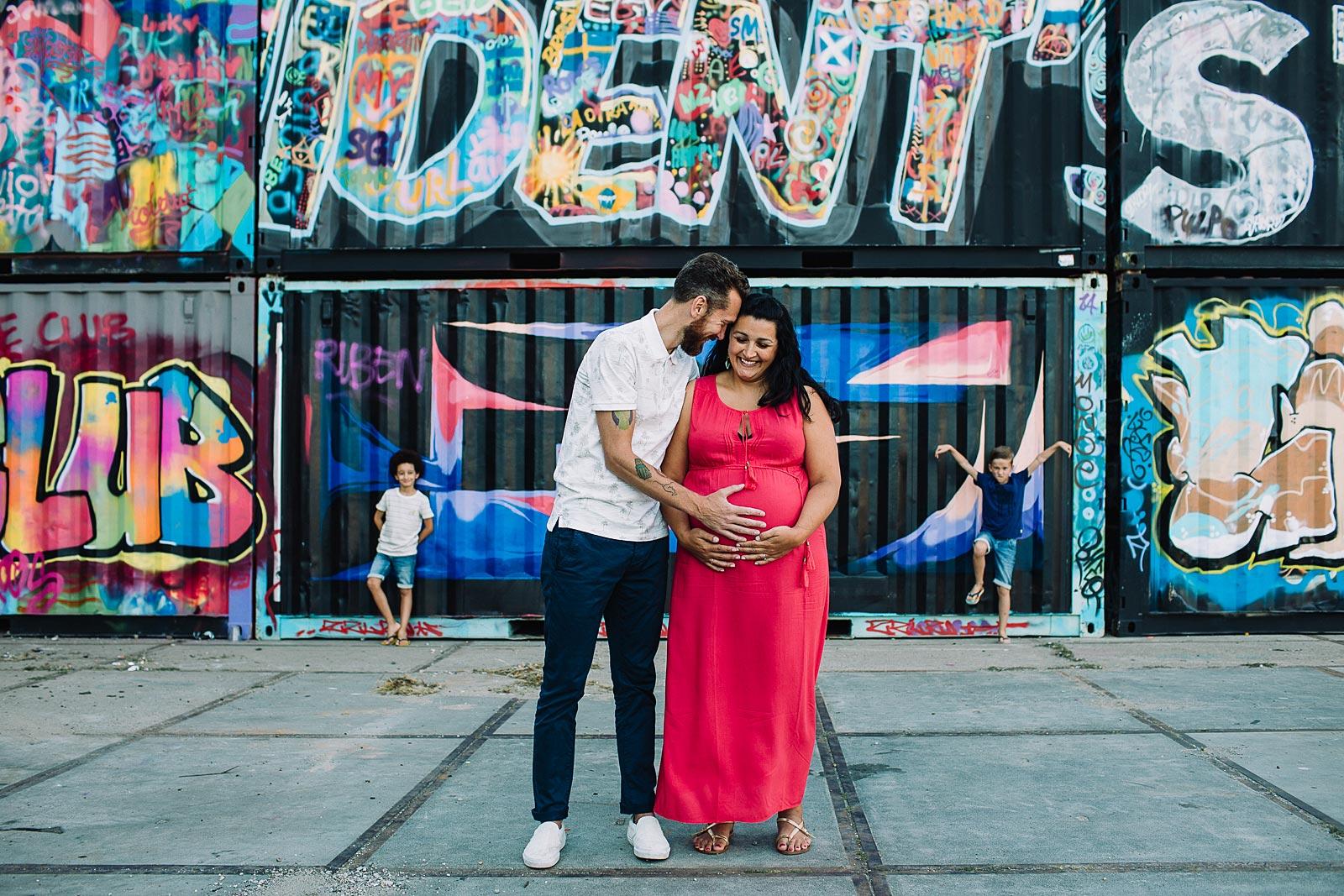 zwangerschapsfotograaf amsterdam