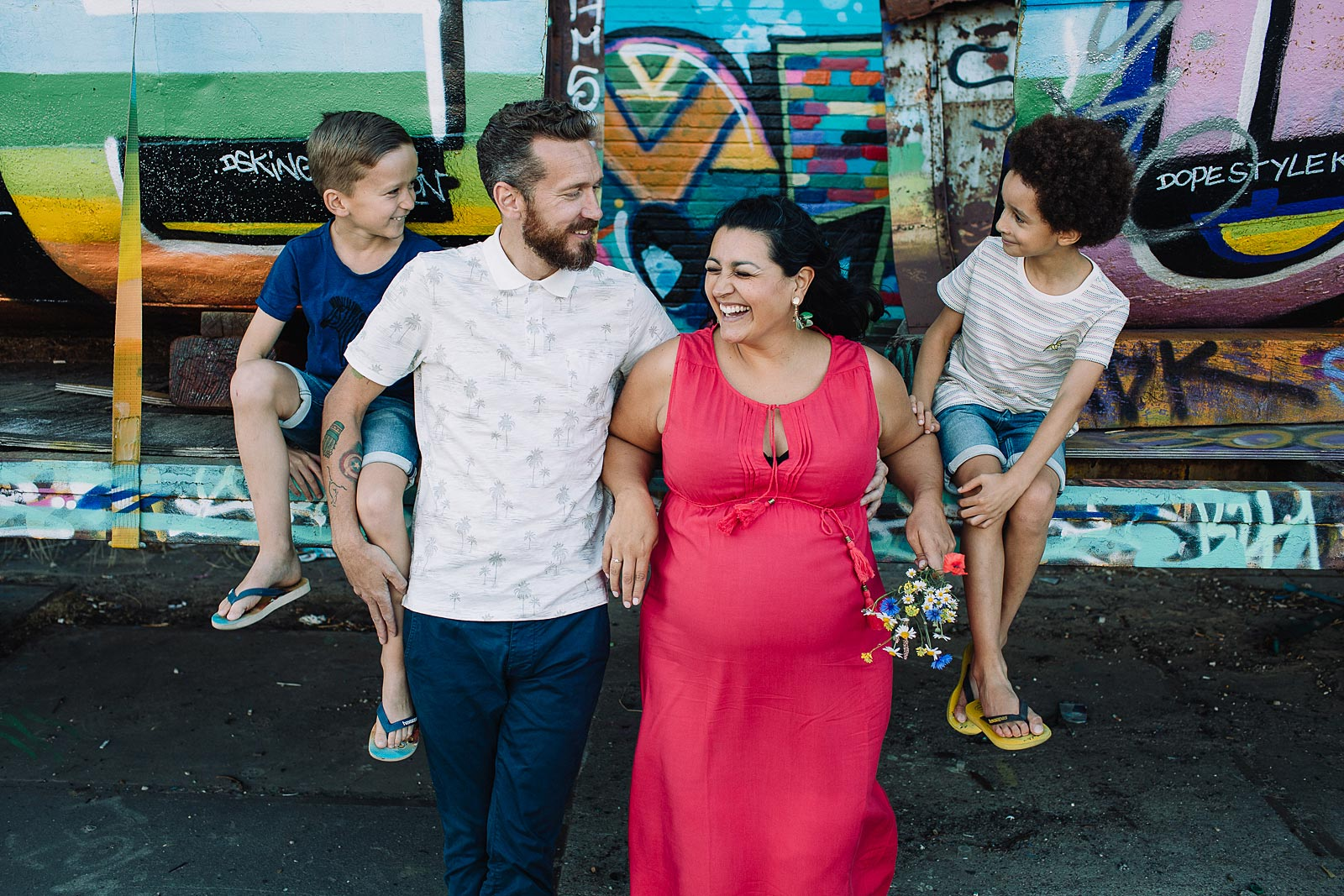 spontane zwangerschapsfotografie amsterdam