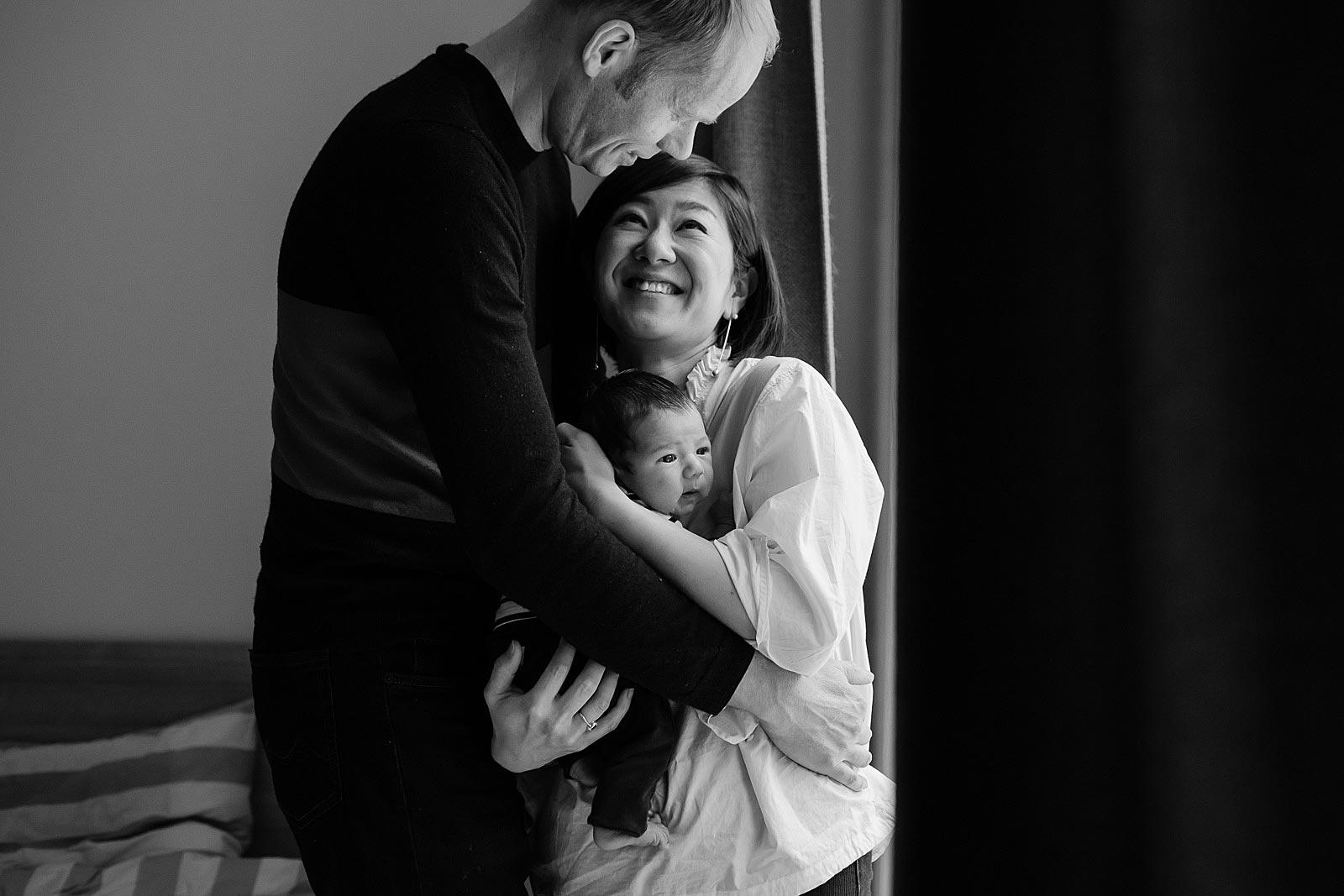 familie en baby fotografie amsterdam