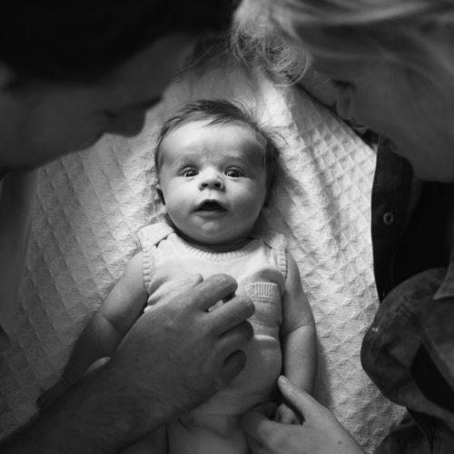 schattige baby fotoshoot amsterdam