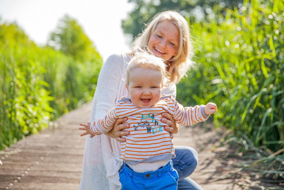 happy babyphotoshoot amsterdam