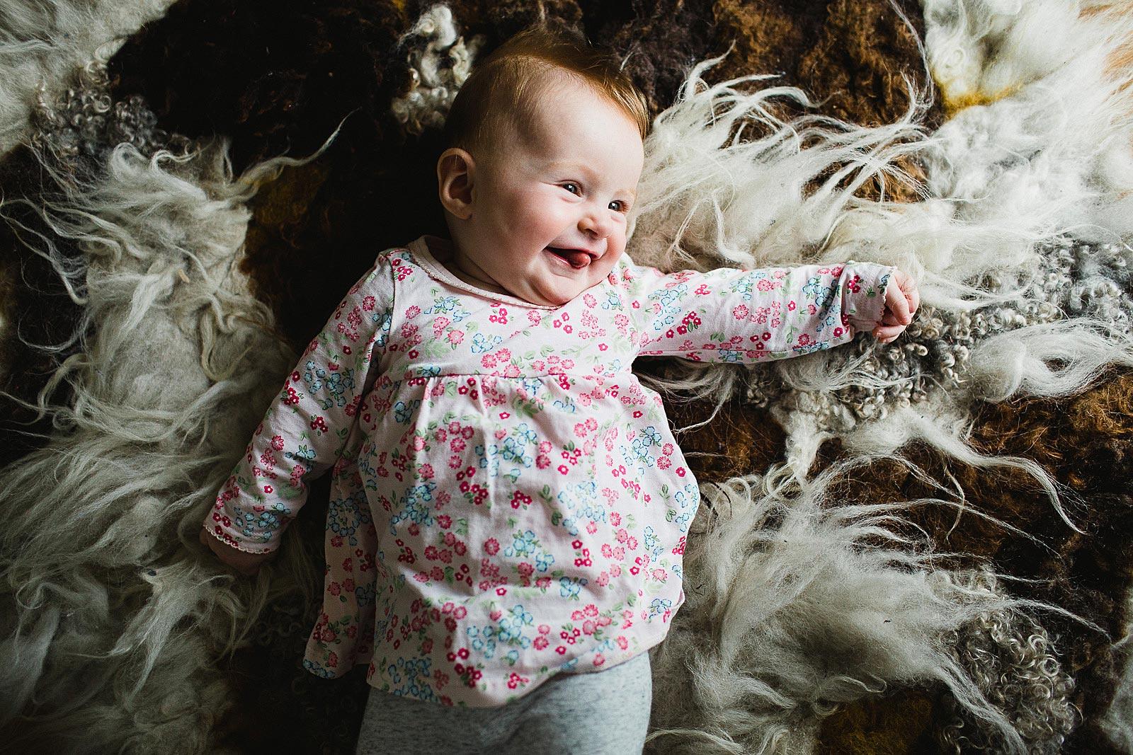 cutest baby photoshoot amsterdam