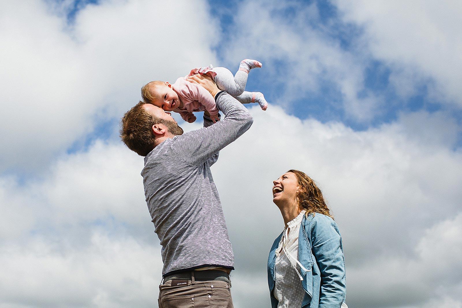 baby photoshooting amsterdam